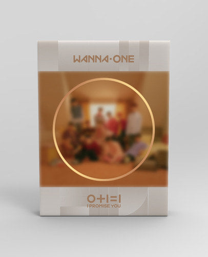 Wanna One 2nd Mini Collection (0+1) = 1 I Promise You