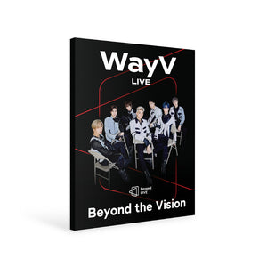 WAYV LIVE BROCHURE PHOTOBOOK [BEYOND THE VISION]