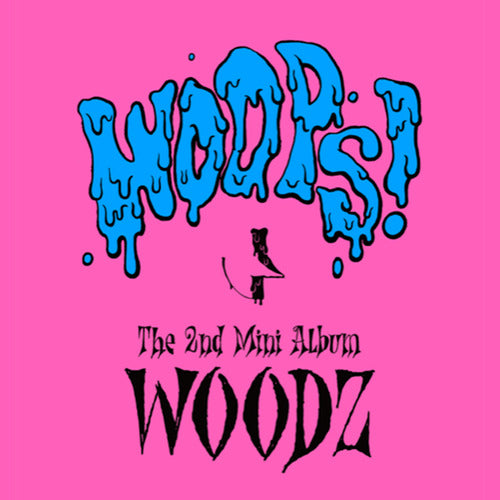 WOODZ  MINI ALBUM VOL 2: WOOPS!