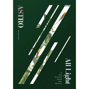 ASTRO 1st Album [All Light] (GREEN and WHITE Vers)