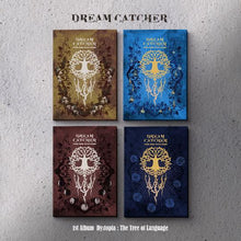 Dreamcatcher 1st Album [Dystopia: The Tree of Language] (Version L, I, V, E)