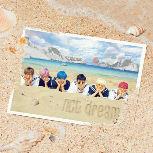 PREORDER: RE-RELEASE NCT DREAM MINI ALBUM VOL 1 [WE YOUNG]