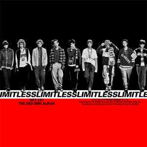 PREORDER: RE-RELEASE NCT 127 2ND MINI ALBUM [LIMITLESS]