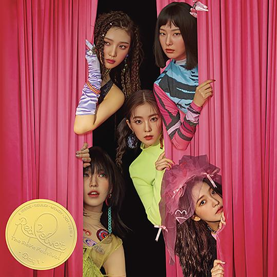 Red Velvet Mini Album 'The Reve Festival' Day 1 + Guide Book Version