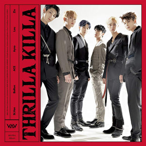 VAV 4th Mini Album [Thrilla Killa]