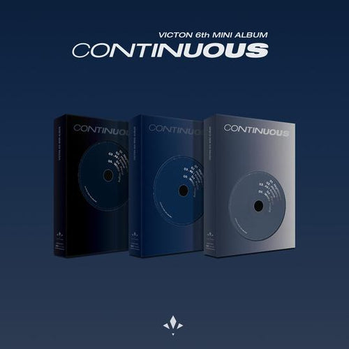 Victon - 6th Mini Album [Continuous] (Versions Blue, Dark, Light)