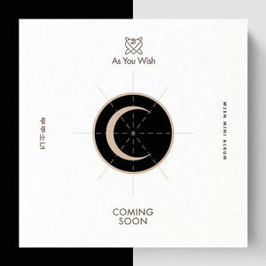 WJSN Mini Album [As You Wish] (I,II,III Vers)