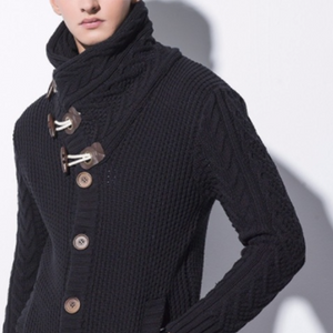 LouisAura™ Male Fashion Knitting Sweater