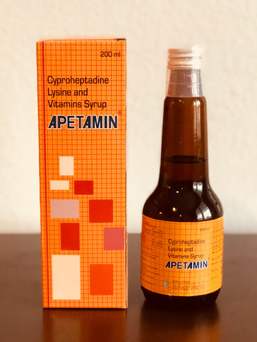 APETAMIN SYRUP THICK FIT PLAN 1