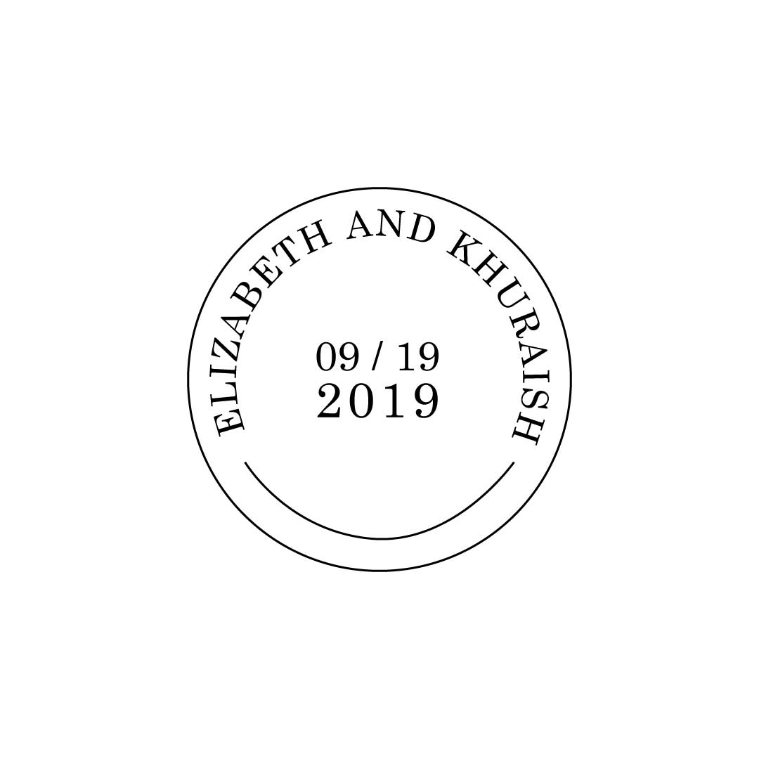 Wedding Stamp - 09