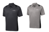 IVRE - Sport-Tek® Heather Colorblock Contender™ Polo