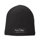 IVRE - Port & Company® Fleece-Lined Beanie Cap