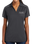 IVRE - Sport-Tek® Ladies Micropique Sport-Wick® Piped Polo