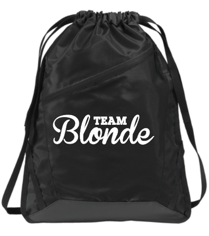 BvB - Team Blonde - Cinch Sack