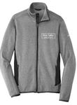 IVRE - Eddie Bauer® Full-Zip Heather Stretch Fleece Jacket