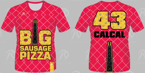 TMP - Big Sausage Pizza