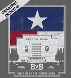 BvB - Cotton Bowl