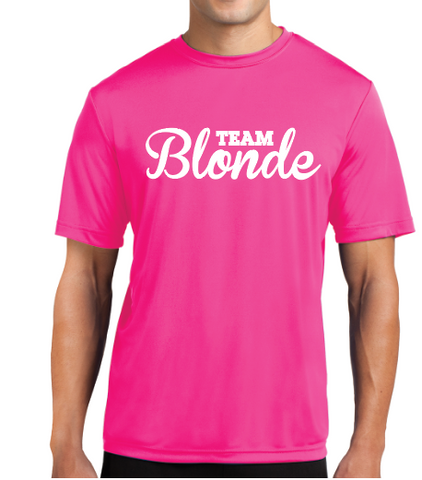 BvB - Team Blonde -  Dri Fit Shirt