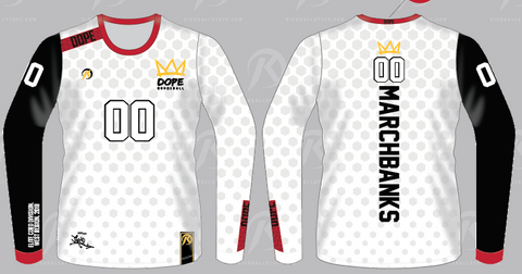 TMP - DOPE Dodgeball Jersey