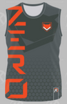 [ZERO] Grey Sleeveless Jersey
