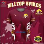TMP - Hilltop Spikes - Alternate Jersey