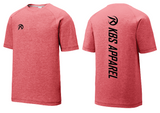 KBS Apprael - Tri-Blend Wicking Raglan Tee