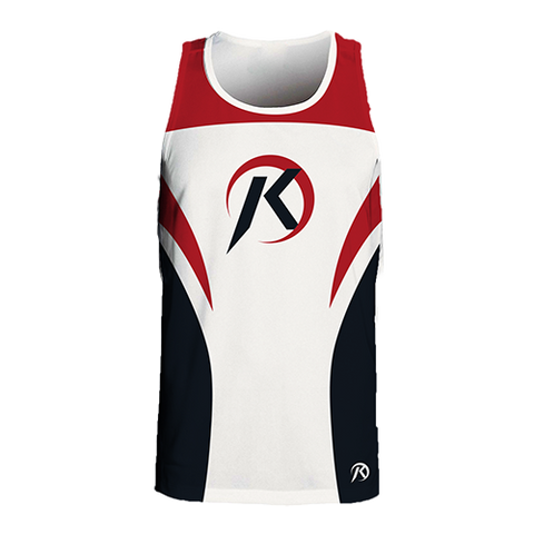KICKBALL - Full Sublimation- Custom RACERBACK Jersey