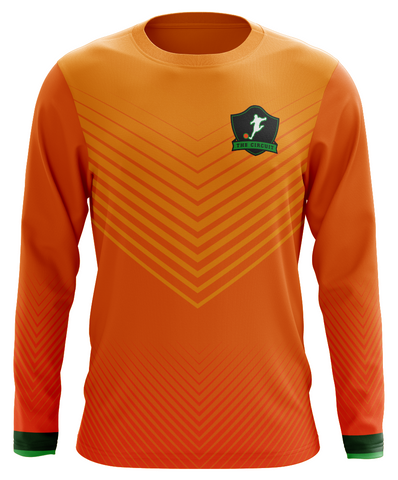 Orange - Long Sleeve