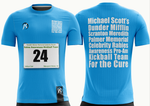 Michael Scott's Dunder Mifflin Scranton Meredith Palmer Memorial Celebrity Rabies Awareness Pro-Am Kickball Team For the Cure
