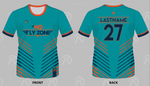 TMP - NO FLY ZONE TEAL