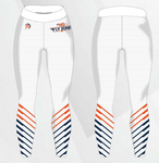 TMP - NO FLY ZONE WHITE - LEGGINGS