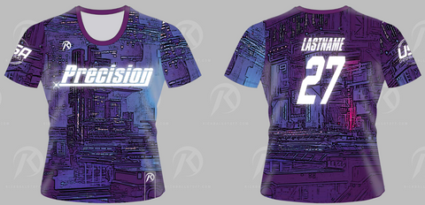 TMP - Precision Womens - Jersey