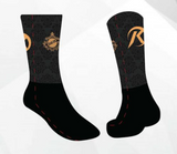 TMP - Royale - Black Socks