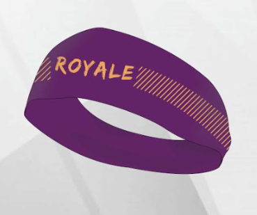 TMP - Royale - Purple Headband
