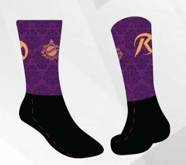 TMP - Royale - Purple Socks