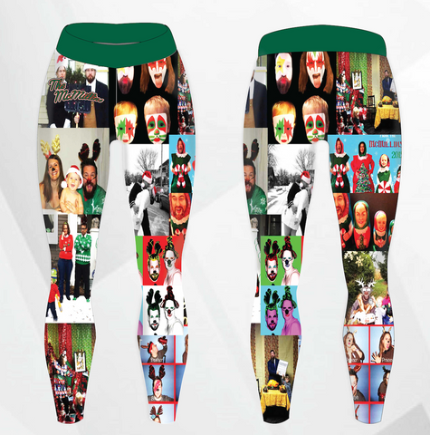TMP - McMillin Christmas Leggings