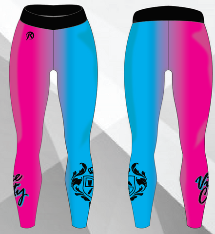 Vice City Ballers Leggings - 2021 Edition