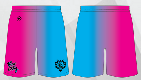 Vice City Ballers SHORTS - 2021 Edition