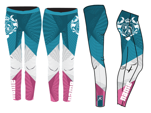Vice City Ballers - Leggings