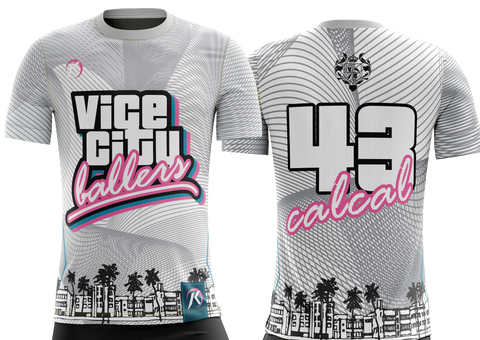 Vice City Ballers - White