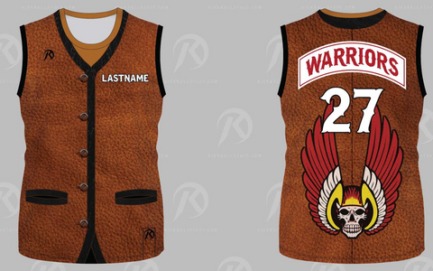 TMP - Warriors Jersey
