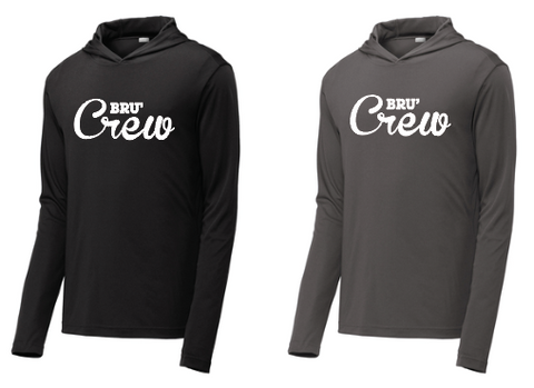 BvB - Bru Crew - Hooded Pullover