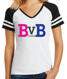 BvB - Game V-Neck Tee