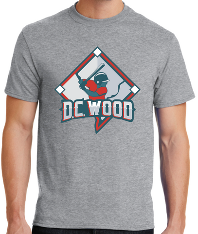 DC Wood Bat Shirt
