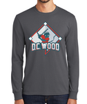 DC Wood Bat Long Sleeve