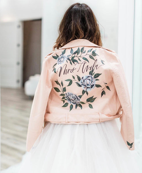 LAST 7 SPOTS FOR CUSTOM BRIDAL JACKETS