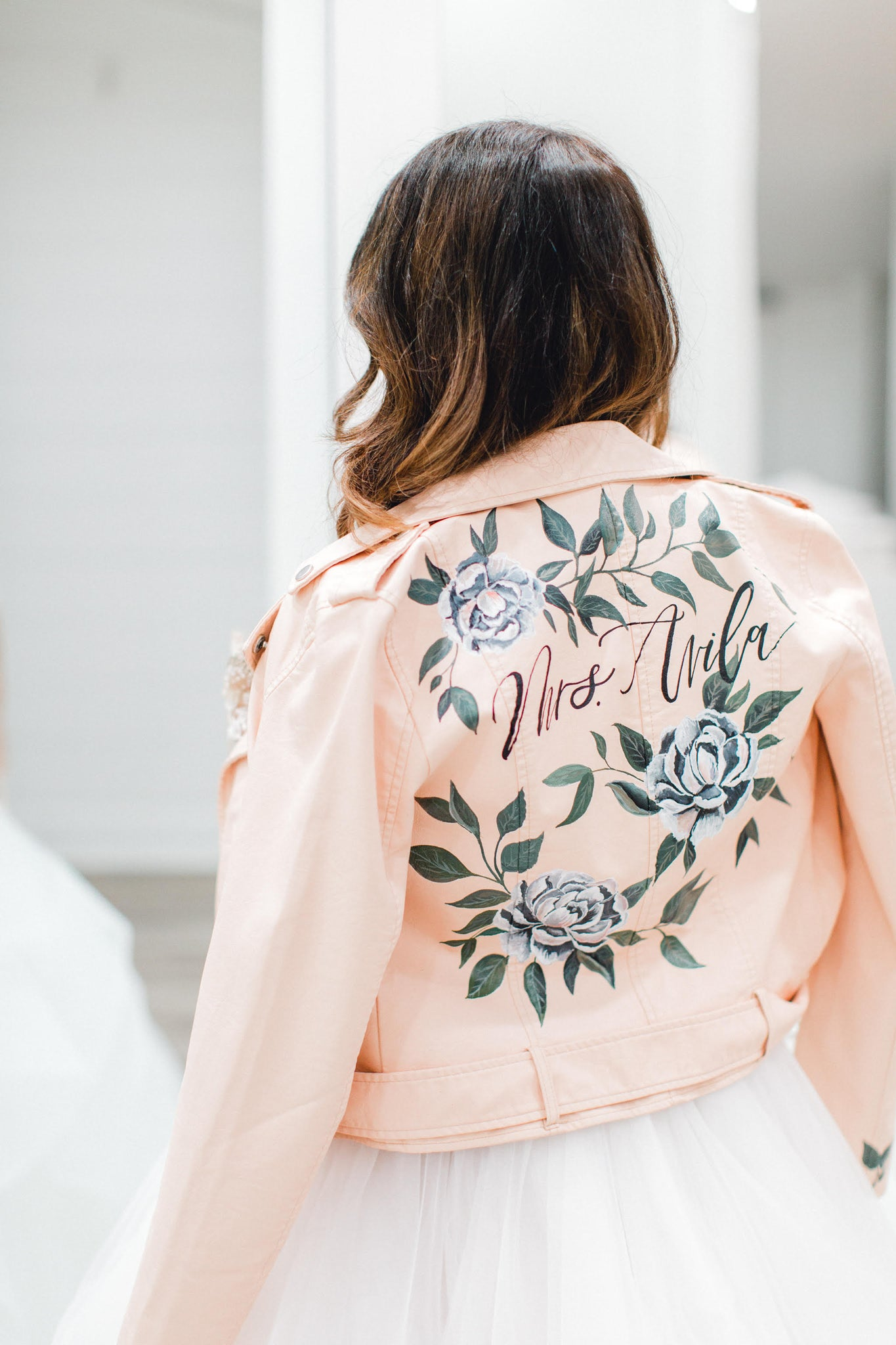 PEONY PARTY JACKET