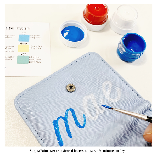 Monogram It! DIY Monogramming Kit