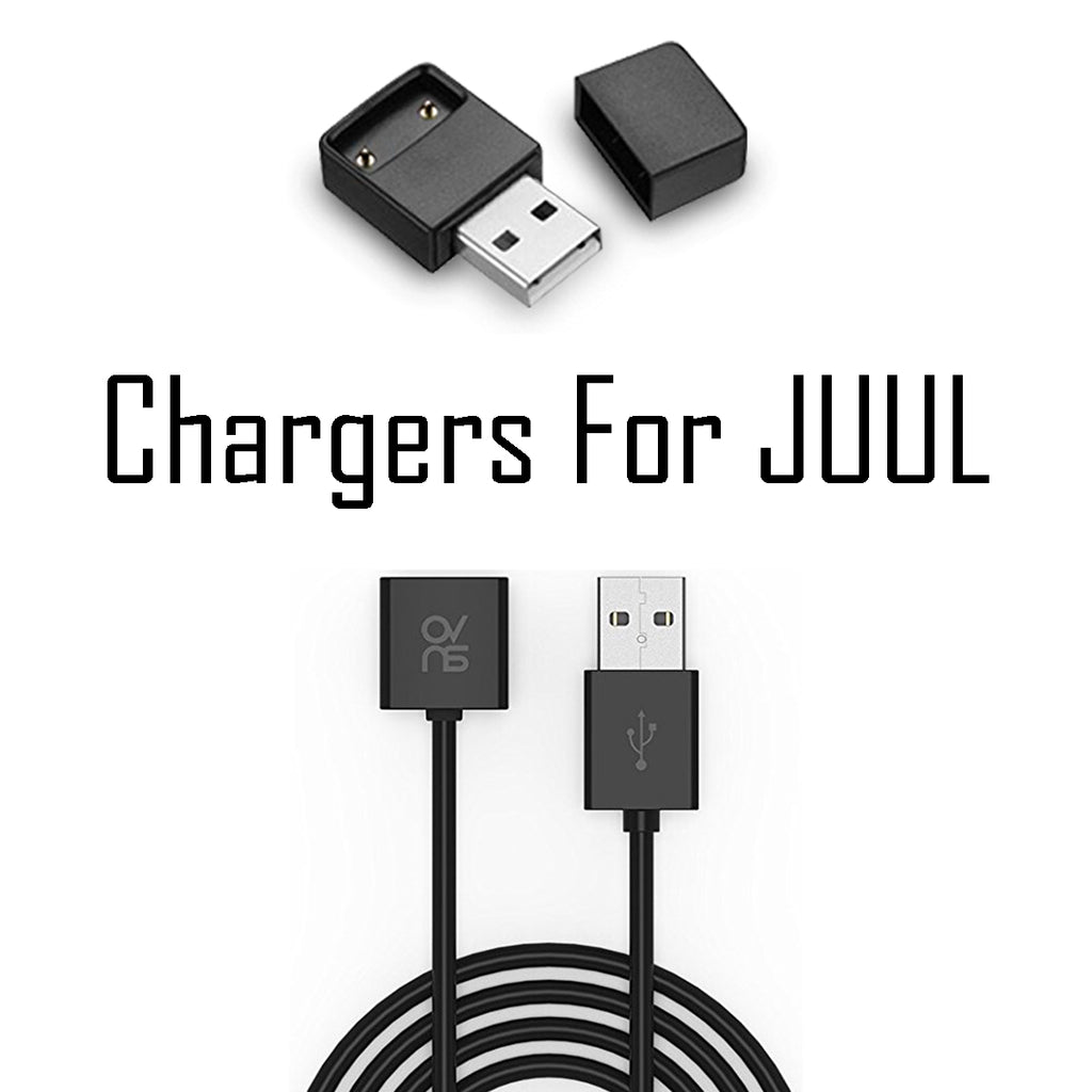 What's The Difference Between A Regular JUUL Charger And A Juul Charging Cable