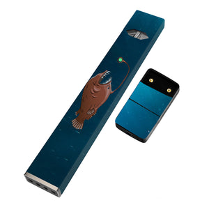 JUUL Skin Full Wrap - Angler Fish - VaperSkins